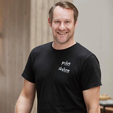 Johannes Jääskeläinen, Myynti- ja markkinointijohtaja